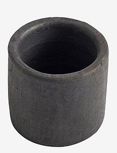 Egg cup Hazel - munakupit - brown