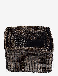 Basket Keep it all S/3 - bokser & esker - black