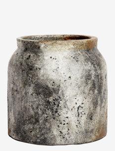 Jar Echo 28 - vaser - rustgrey