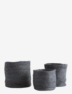 Basket Tan S/3 - brødbokser & brødkurver - blue