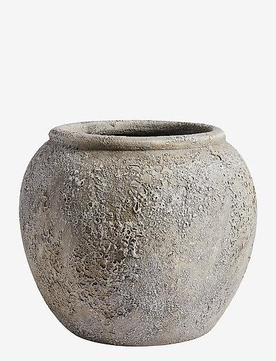 Bowl Luna Grey - ruukut - grey