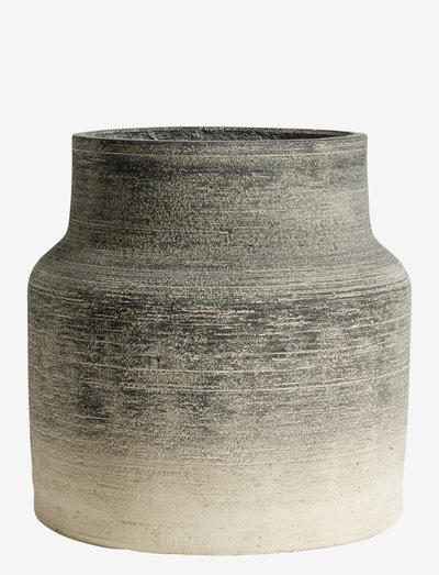 Jar Kanji 35 - maljakot - grey
