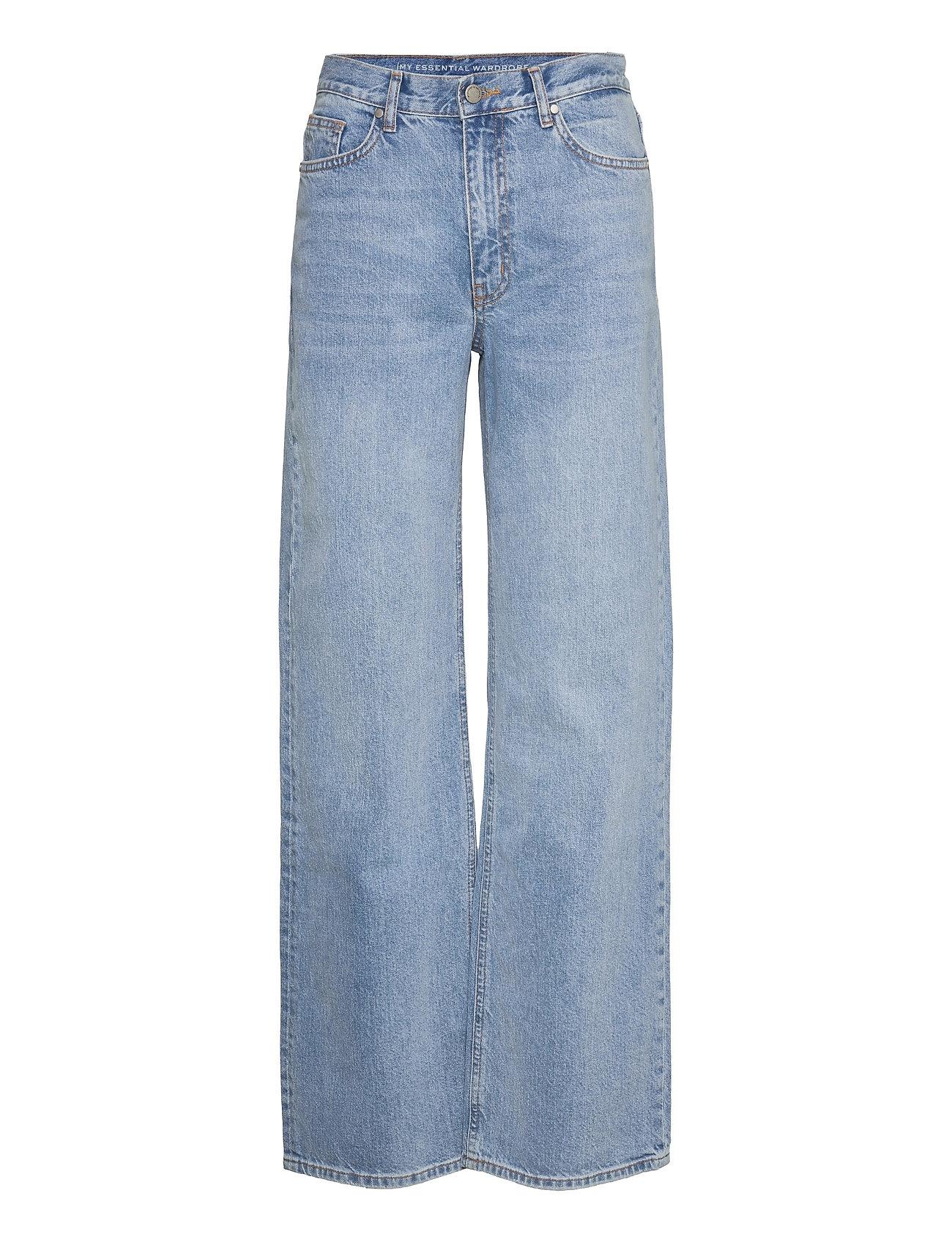 Mwlouis 123 Xhigh Wide Y Vide Jeans Blå My Essential Wardrobe
