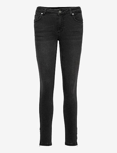 31 THE CELINAZIP 100 SLIM Y - skinny jeans - medium grey wash