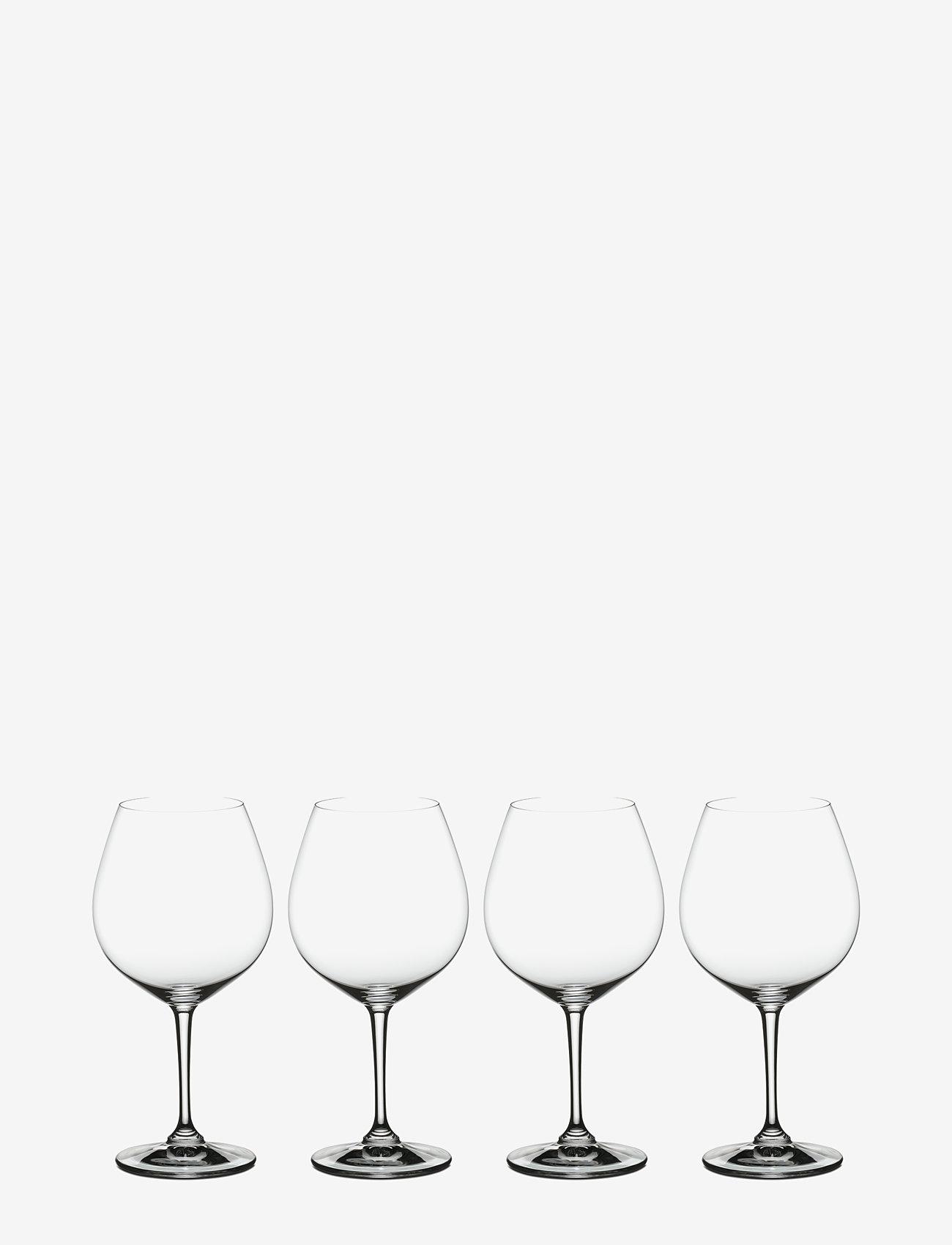 Nachtmann - Vivino Burgundy 70cl 4-p - vinglass - clear glass - 0