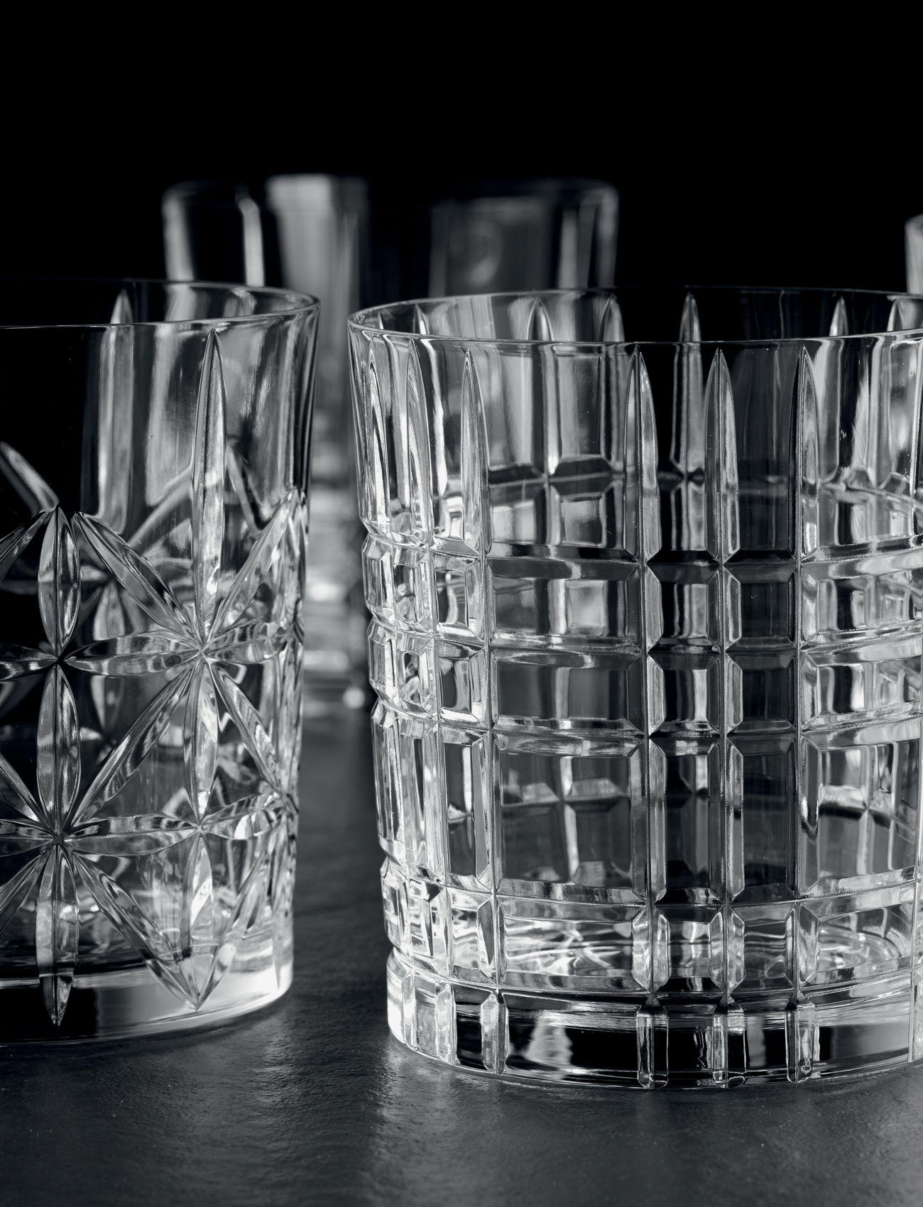Nachtmann - Highland Tumbler 34,5cl 4-p - whiskyglass & cognacglass - clear glass - 1