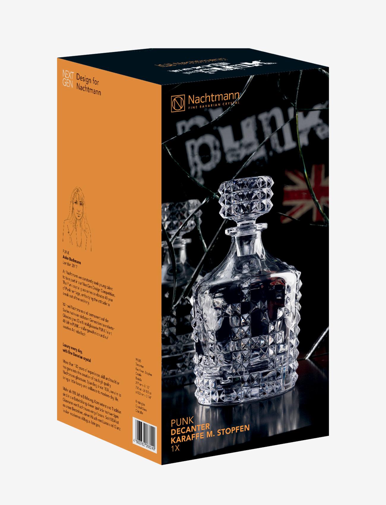 Nachtmann - Punk karahvi 0,75L - viinikarahvit - clear glass - 1