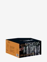 Nachtmann - Punk Tumbler 34,8cl 4-p - whiskyglass & cognacglass - clear glass - 1