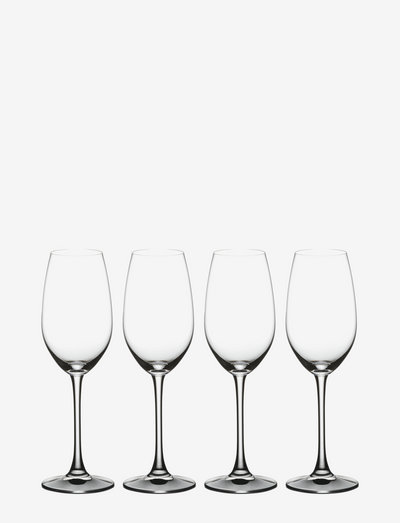 Vivino Champagne 26 cl 4-p - champagneglass - clear glass