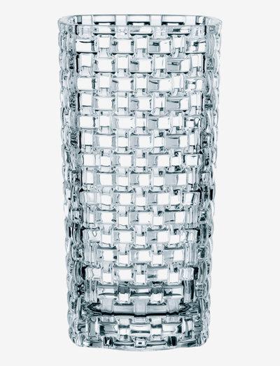 Bossa Nova Vas 28cm - vaser - clear glass