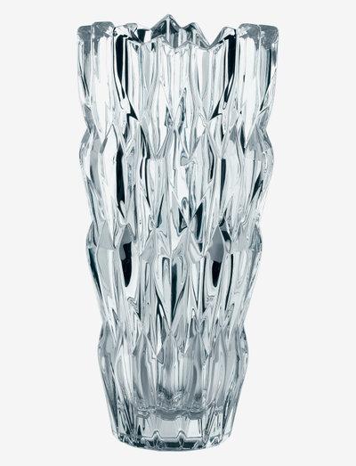 Quartz Vas 26cm - vaser - clear glass