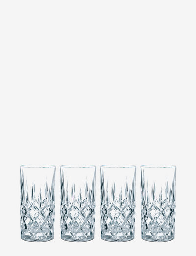 Noblesse Longdrink 38cl 4-p - martiniglass & cocktailglass - clear glass