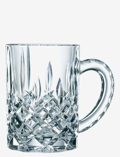 Noblesse Øl 60 cl - Ølglass - clear glass