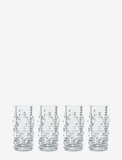 Punk Longdrink 39cl 4-p - martiniglass & cocktailglass - clear glass
