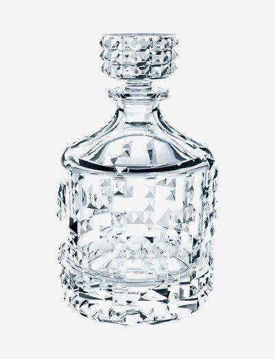 Punk Karaffel 0,75L - vinkarafler - clear glass