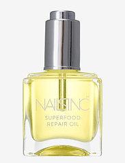 Nails Inc - TREAT SUPERFOOD REPAIR OIL - neglepleje - clear - 0