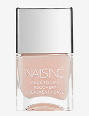 Nails Inc - TREAT BACK TO LIFE RECOVERY BASE COAT - neglepleje - clear - 0