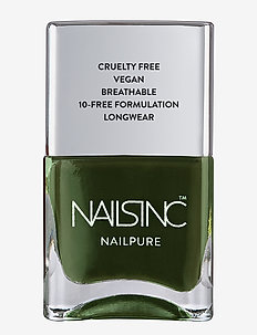 NAILPURE FORESTY GREEN - FORESTY GREEN