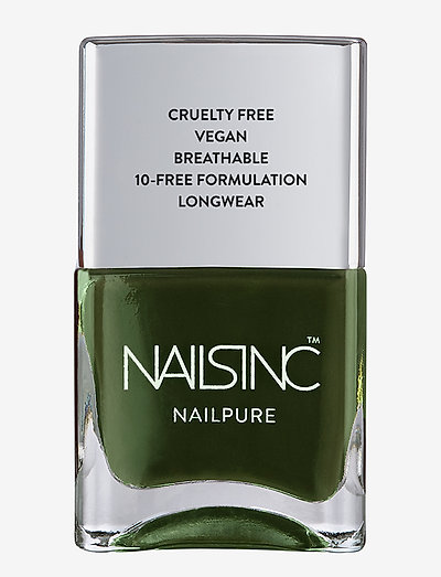 NAILPURE FORESTY GREEN - kynsilakat - foresty green