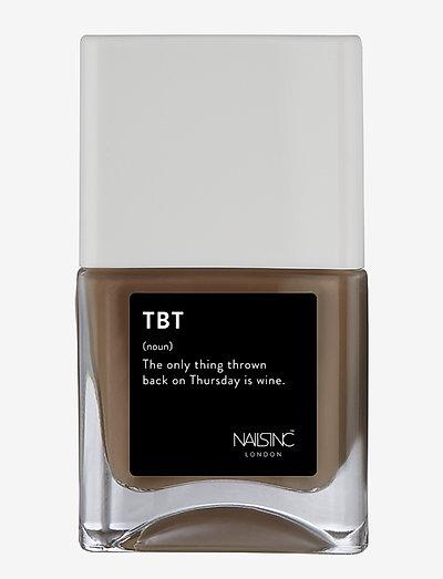TBT - nagellack - tbt