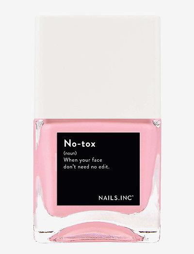 NO-TOX - nagellack - pink