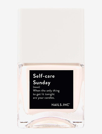 SELF-CARE SUNDAY - nagellack - cream