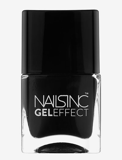 GEL EFFECT BLACK TAXI - gel neglelakk - black taxi