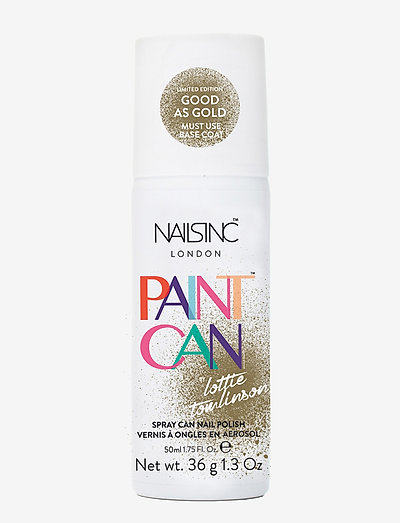 THE PAINT CAN- GOOD AS GOLD 50 ML - neglelak - good as gold