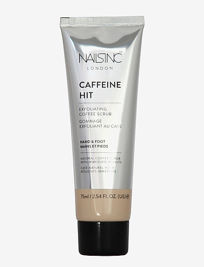 The Caffeine Hit - Hand & Foot Scrub - skrub - clear