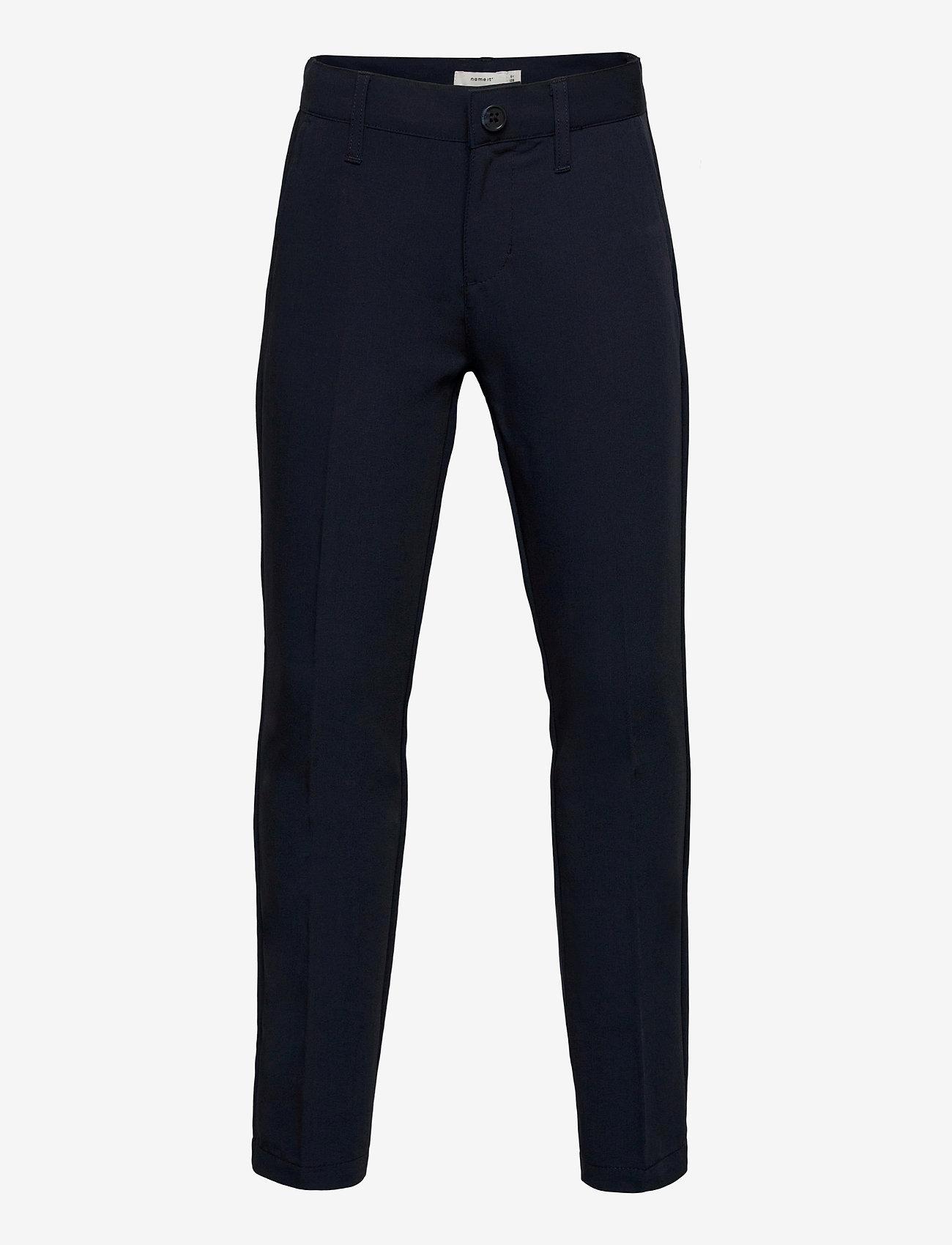 name it - NKMRALF PANT - trousers - dark sapphire - 0