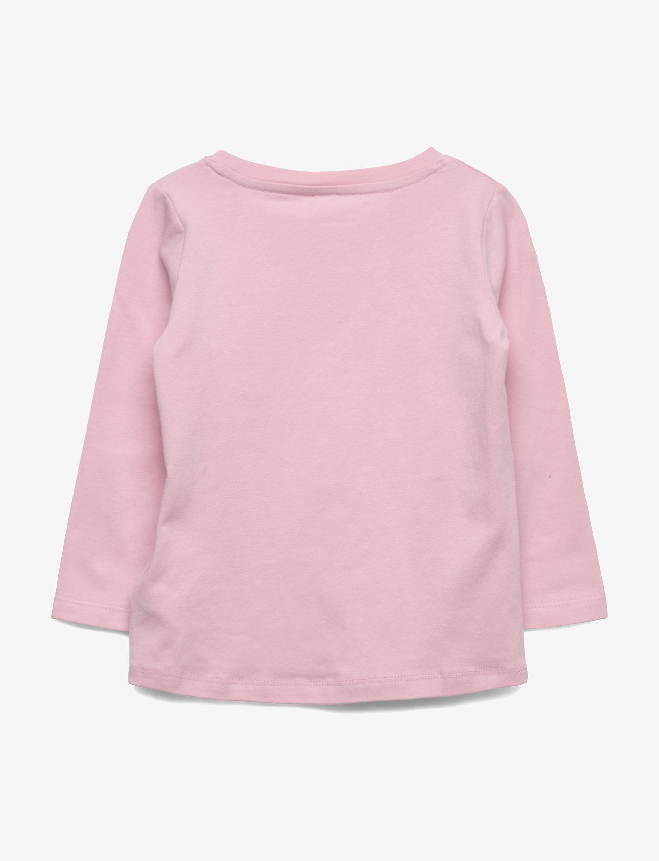Name It Nmftoline Ls Top Box - Överdelar Pink Nectar