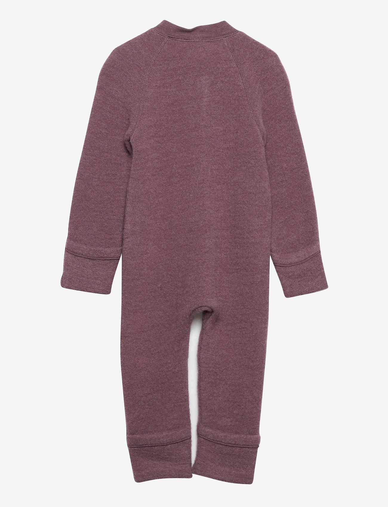 Nbfwmino Wool Bru Ls Suit Xx (Flint) (44.99 €) - name it W3KGg