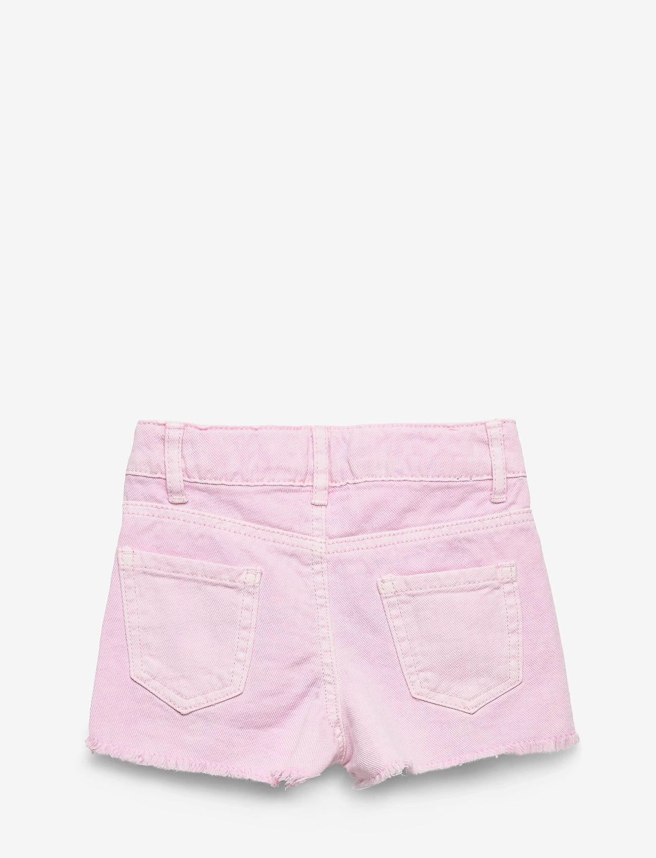 name it - NKFRANDI MOM TWIIZZA SHORTS CAMP - shorts - cradle pink