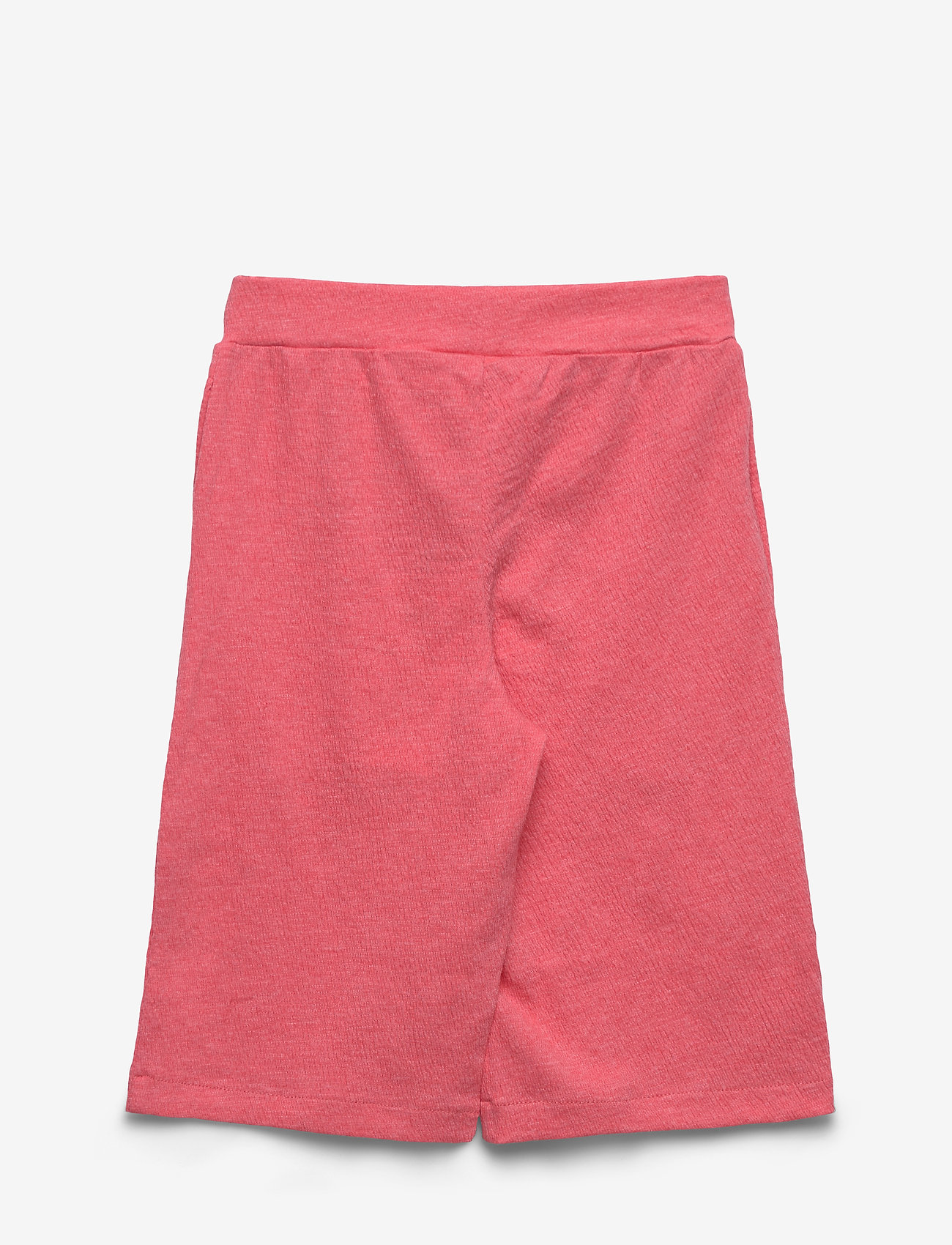 name it - NMFHASWEET CULOTTE PANT - trousers - calypso coral