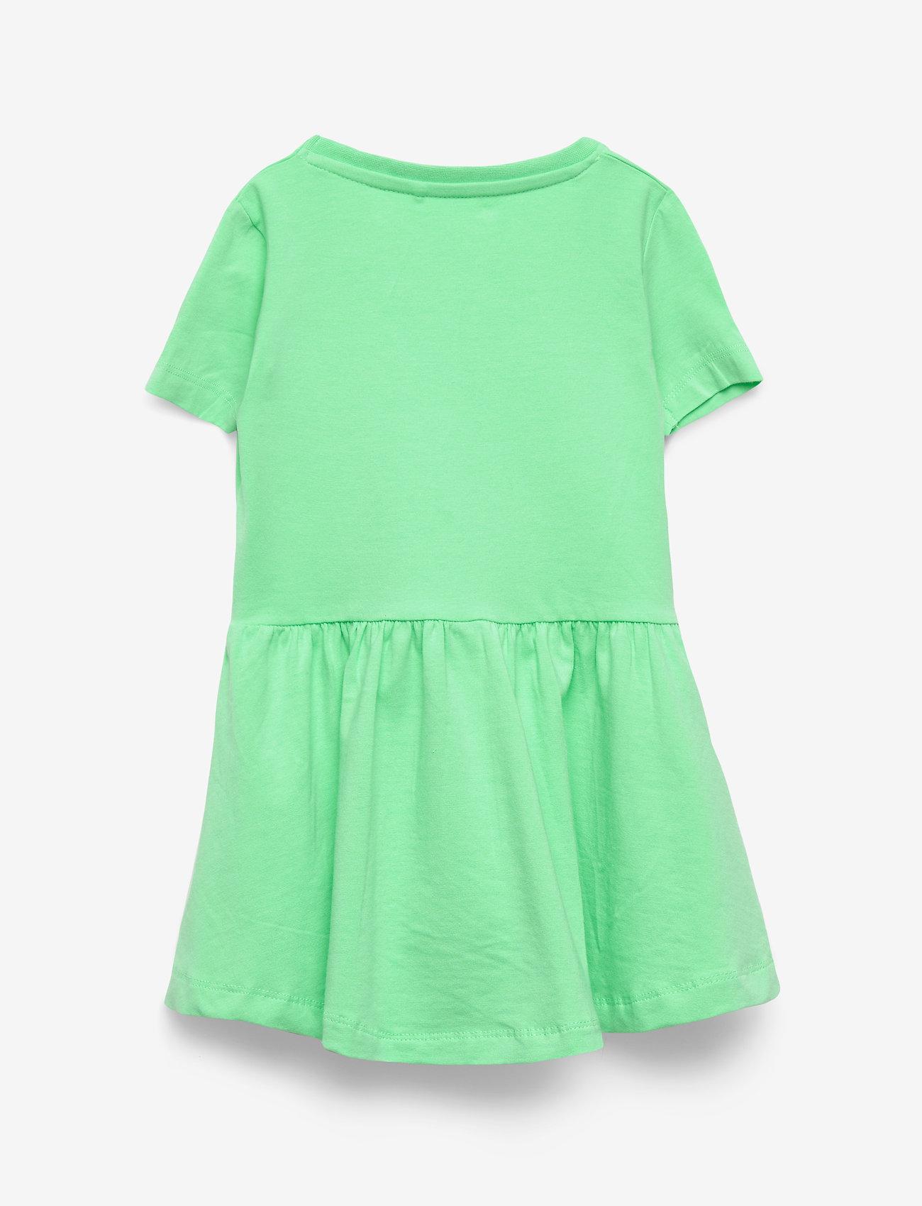 name it - NMFHAMMONE SS DRESS BOX - dresses - spring bud