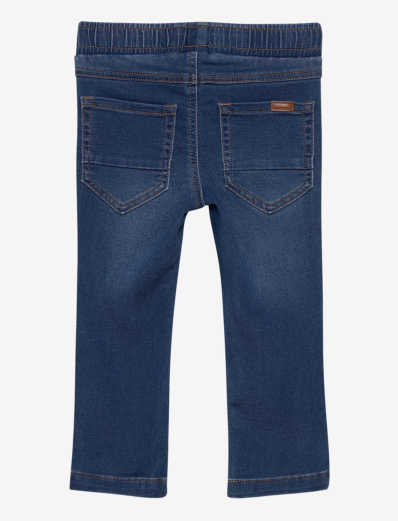 name it - NMMROBIN DNMTHAYERS 2385 SWE PANT - jeans - medium blue denim - 1