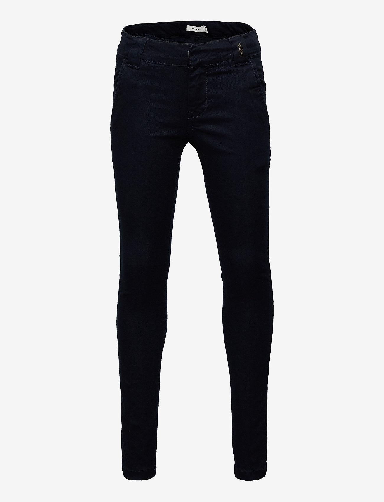 name it - NKMSILAS TWITICKAS CHINO NOOS - trousers - dark sapphire - 0