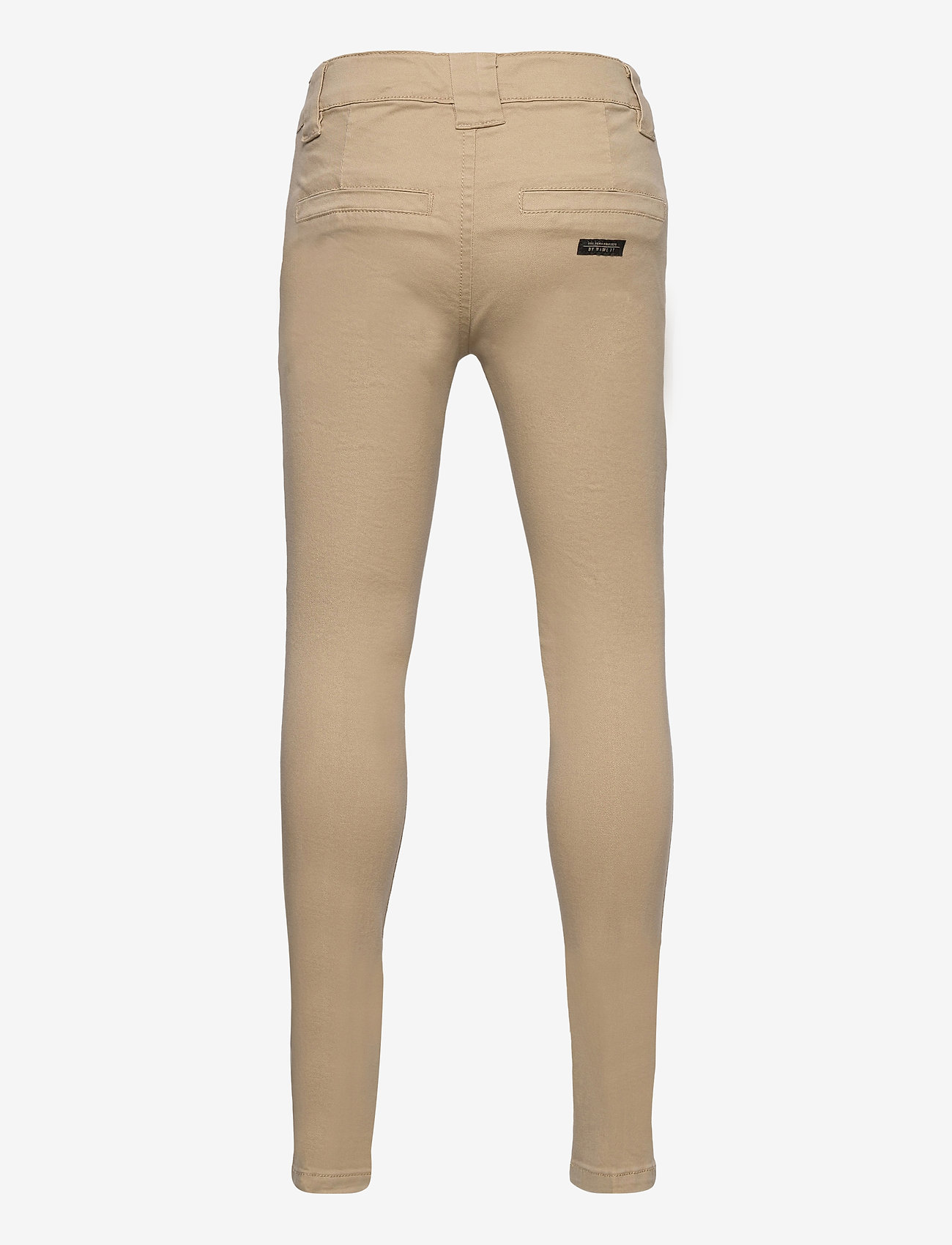 name it - NKMSILAS TWITICKAS CHINO NOOS - trousers - incense - 1