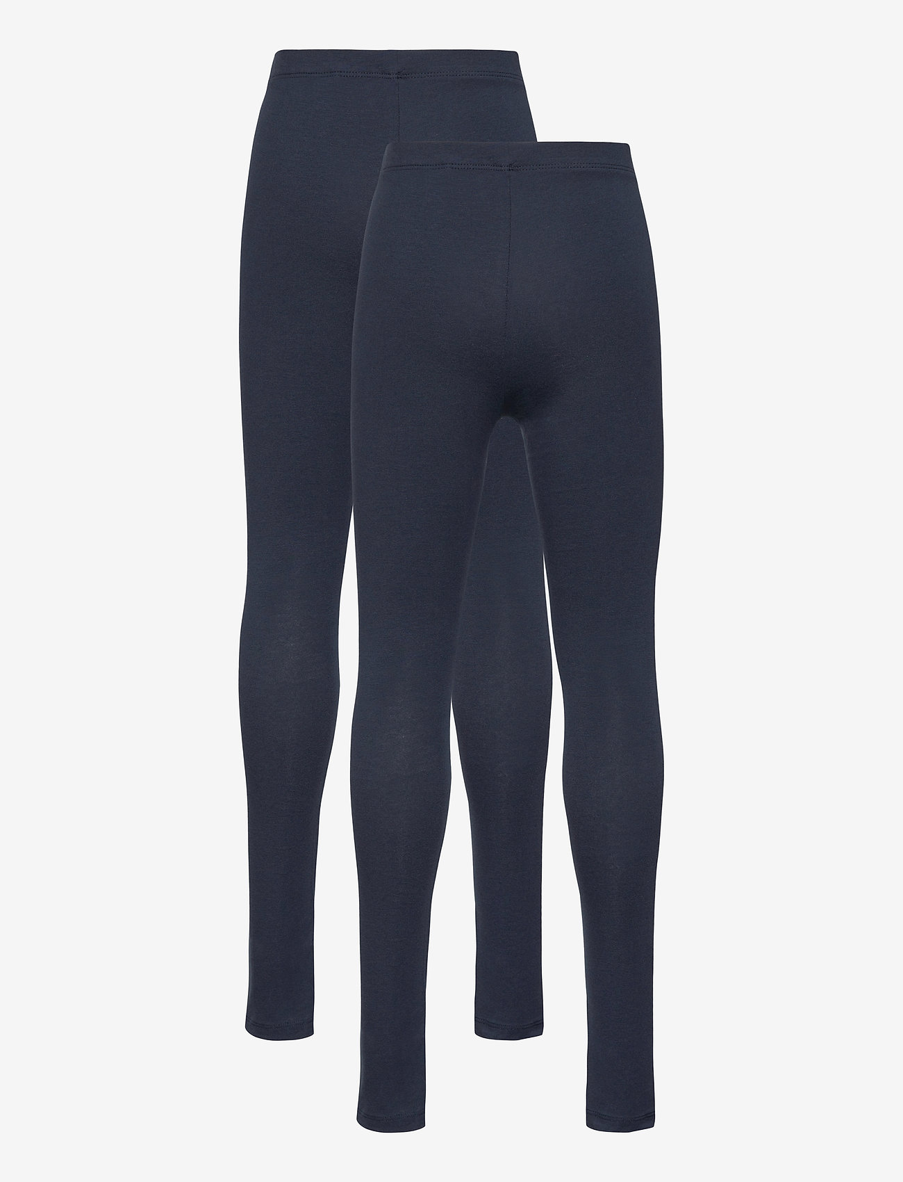 name it - NKFVIVIAN 2P LEGGING NOOS - leggings - dark sapphire - 1