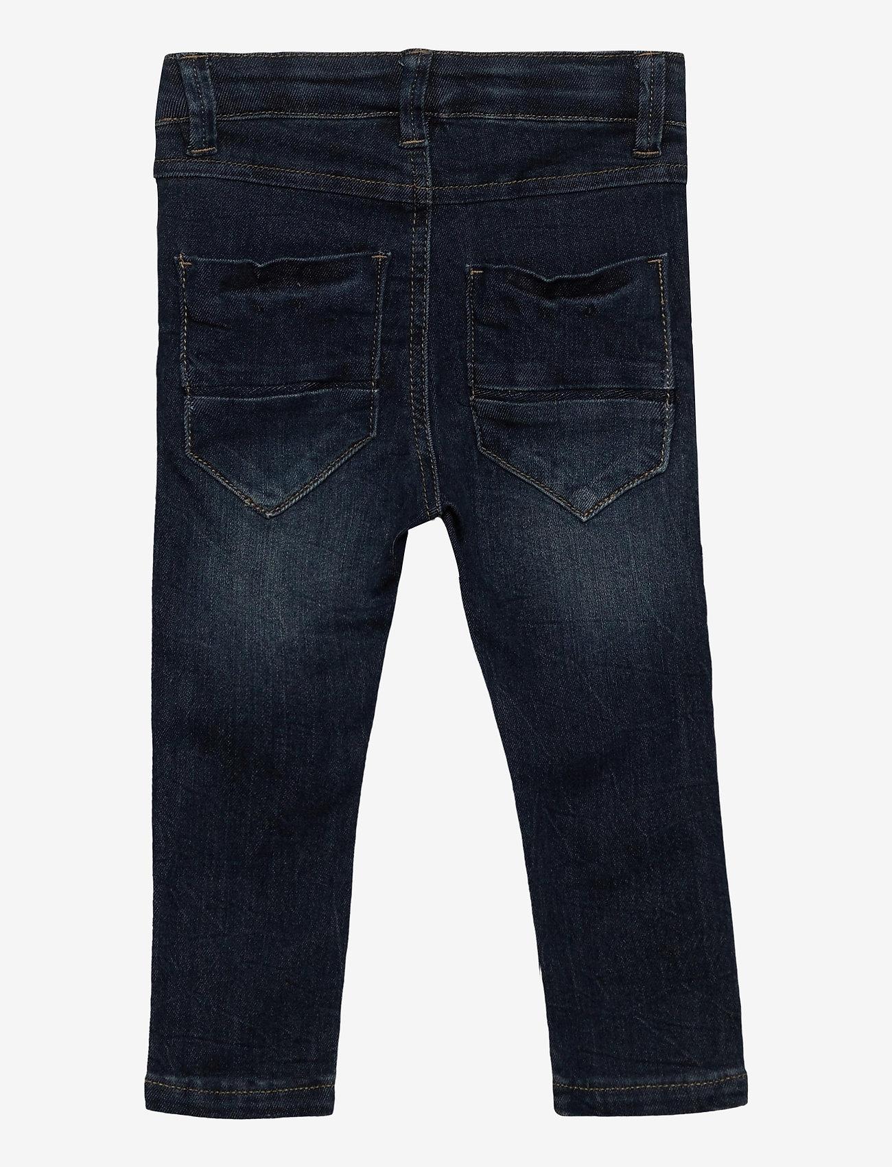 Nmmsilas Dnmtaspers 3398 Pant (Dark Blue Denim) (21.59 €) - name it JaPIw