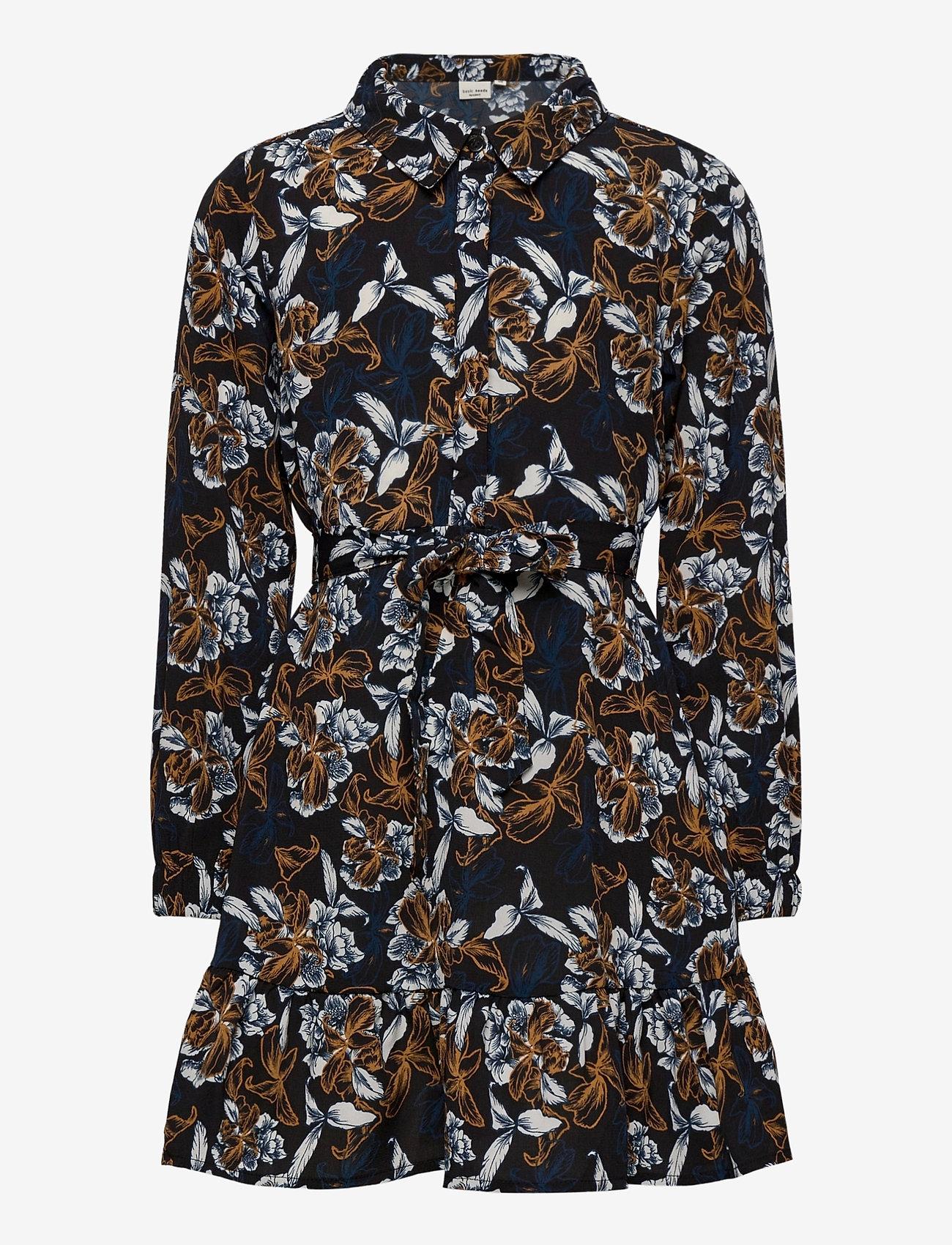 Name It Girls Nkfvinaya Ls Shirt Dress Nn Noos