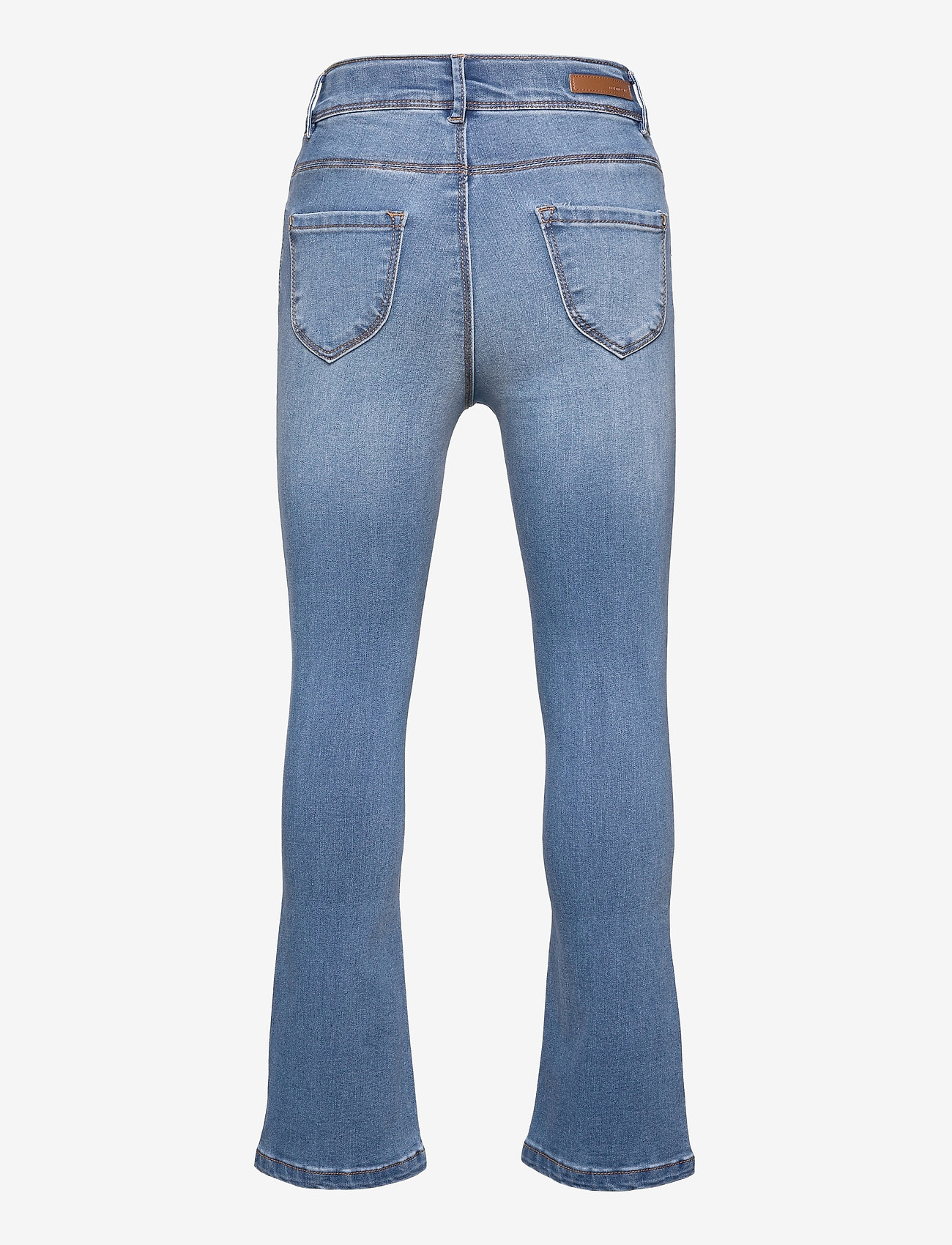 name it - NKFPOLLY DNMTRILLAS 2460 HW BO PANT NOOS - jeans - medium blue denim - 1