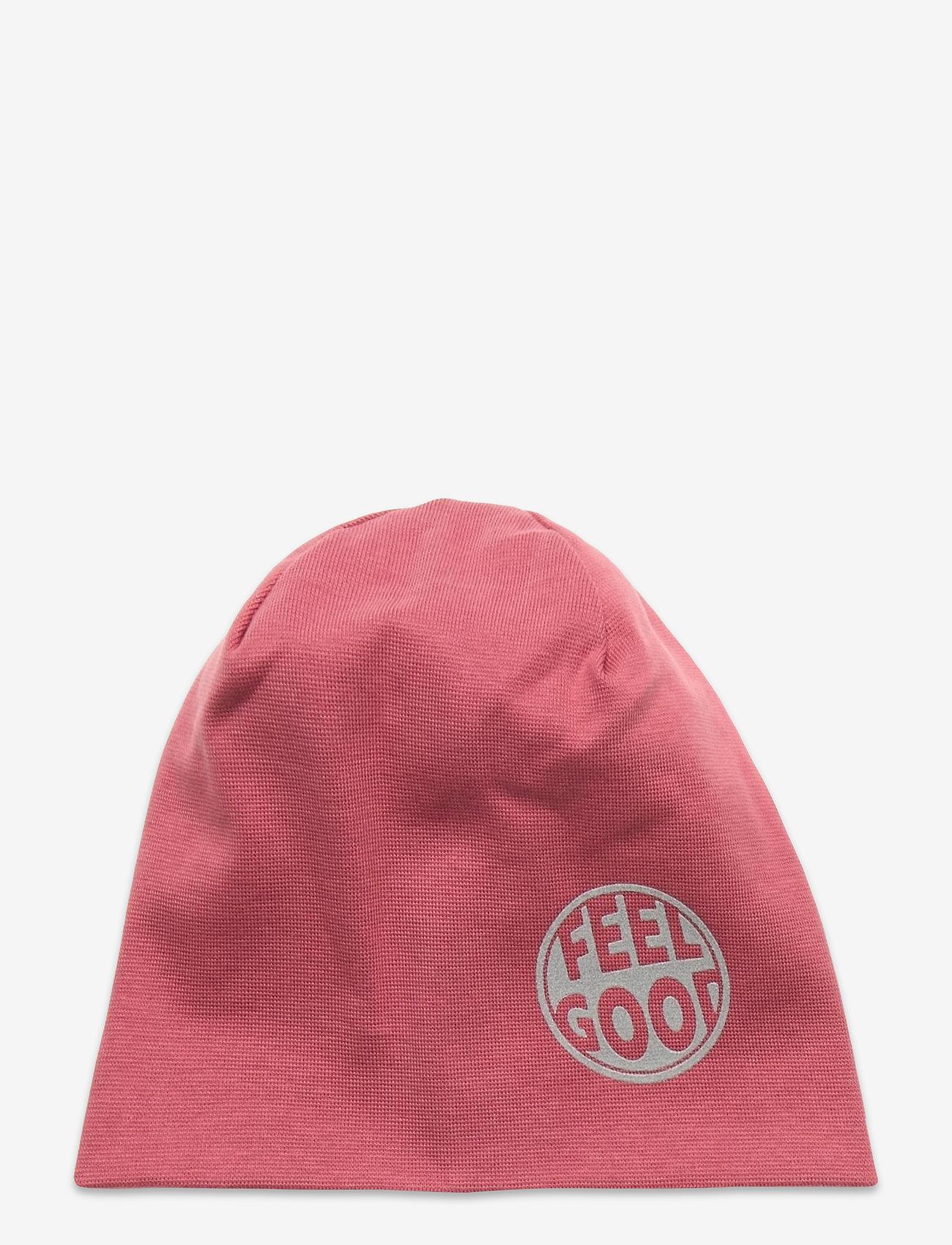 name it - NMNMAXI REF HAT3 - hatte og handsker - mauvewood - 0