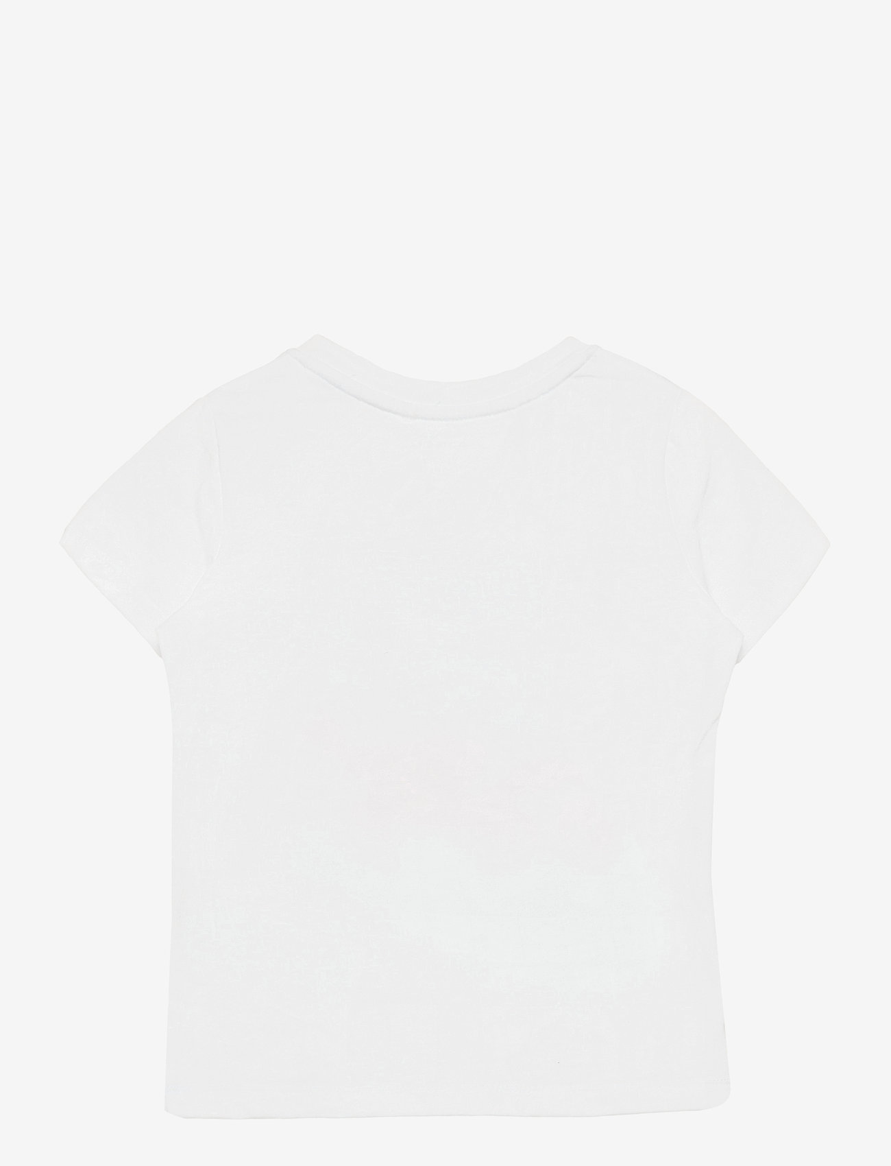 name it - NMMFANO SS TOP BOX - t-shirts - bright white - 1