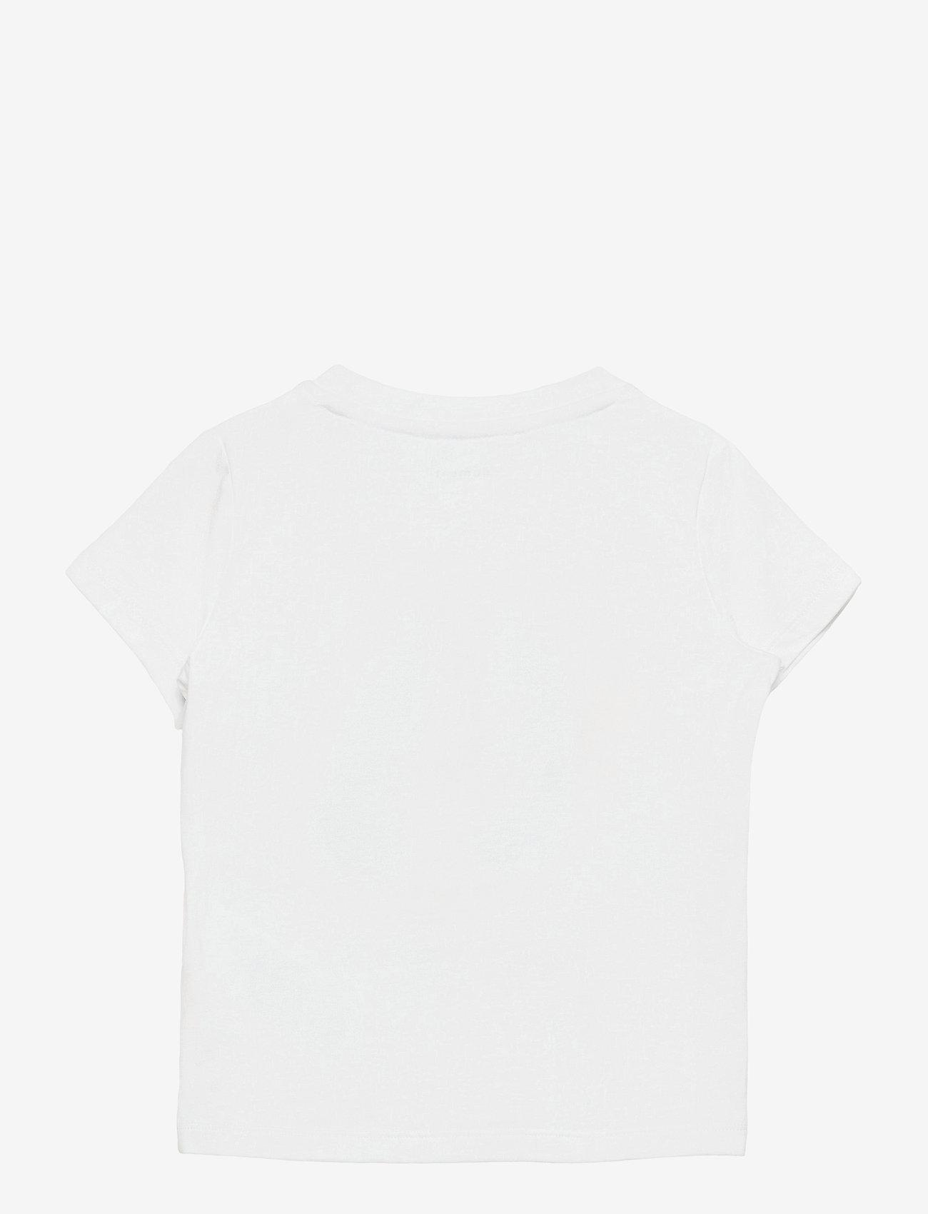 name it - NMMFASHO SS TOP BOX - t-shirts - bright white - 1