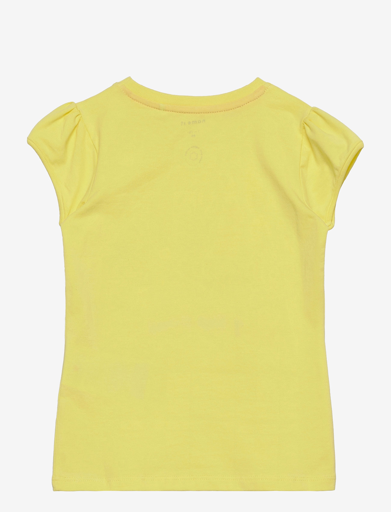 name it - NMFHUMMA SS TOP BOX - t-shirts - lemon verbena - 1