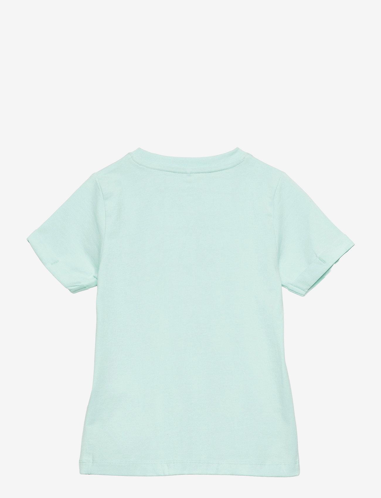 name it - NMMHOTWHEELS EVALD SS TOP LIC - korte mouwen - blue tint - 1