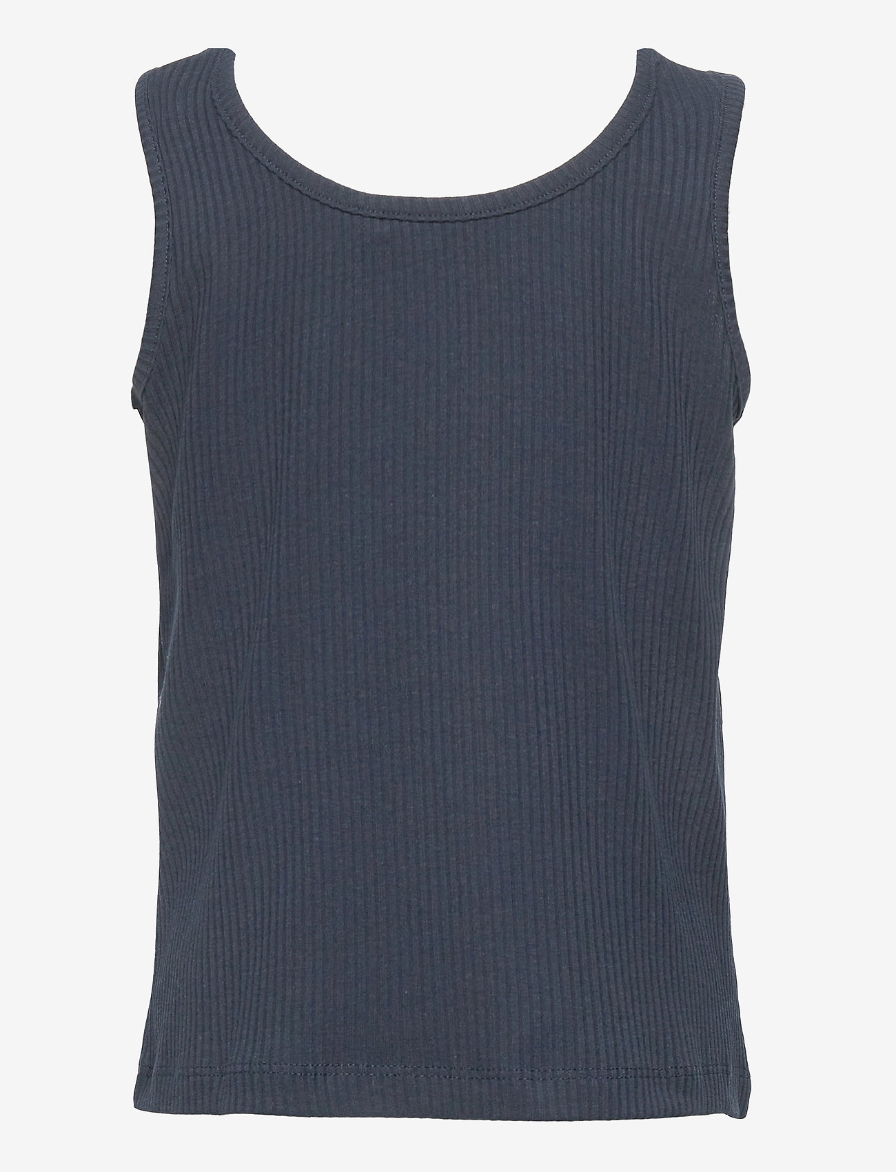 name it - NKFVAJA SHORT TANK TOP HH - t-shirts - dark sapphire - 1