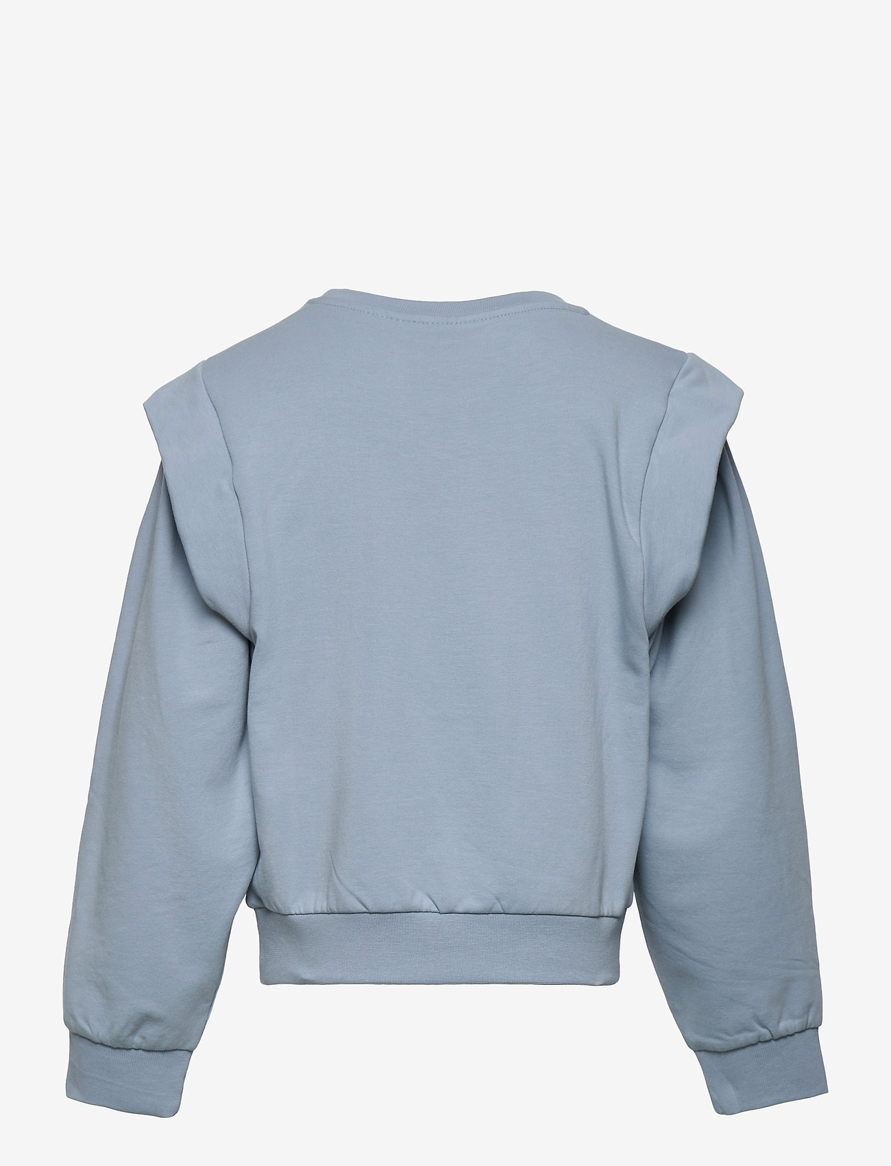name it - NKFHOWAY LS SWEAT BRU - sweatshirts - dusty blue - 1