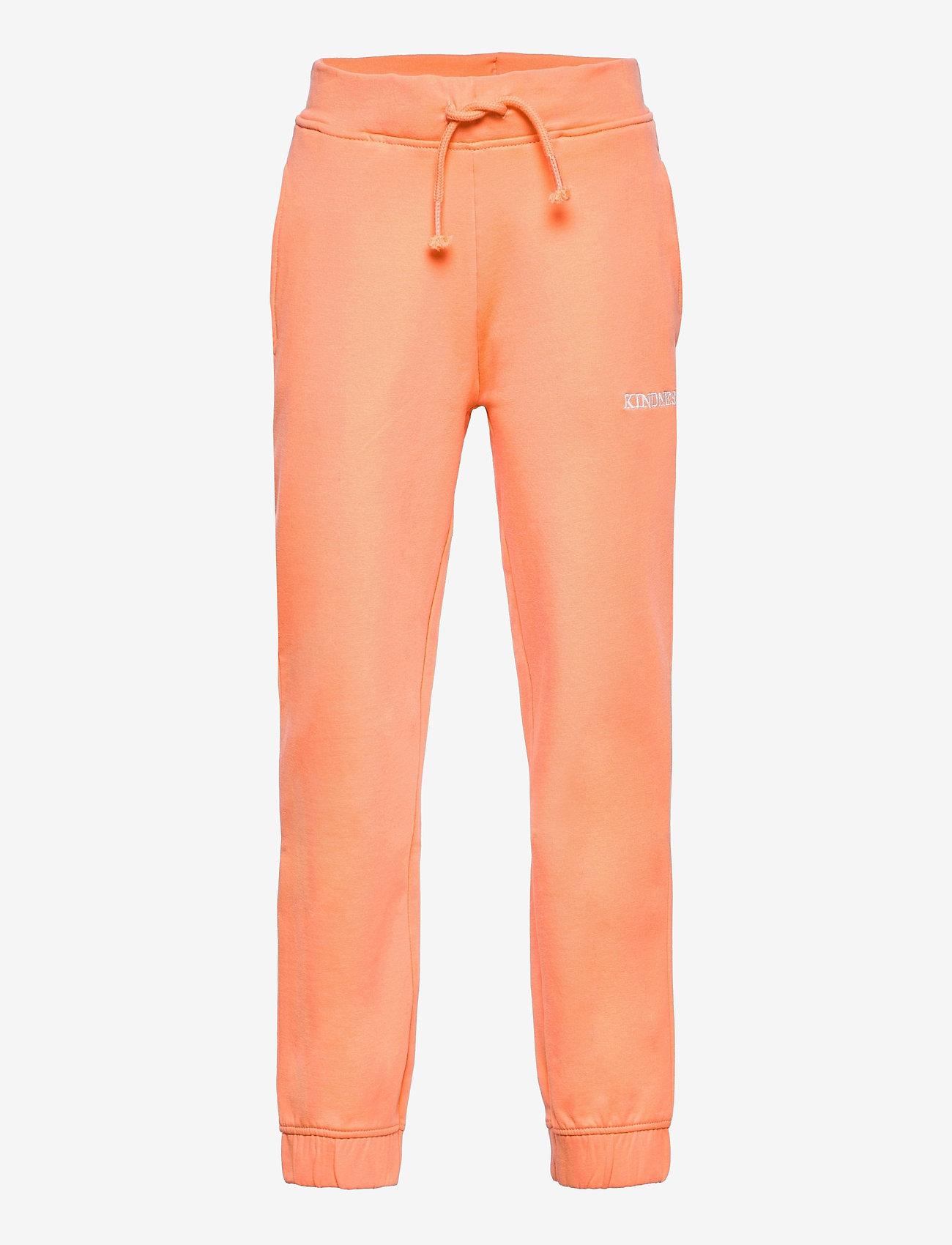 name it - NKFHOWAY SWEAT PANT  BRU - jogginghosen - cantaloupe - 0